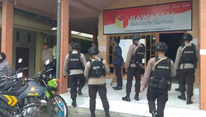 Sasar Kantor Penyelenggara dan Markas Paslon, Patroli Dialogis Makin Intens