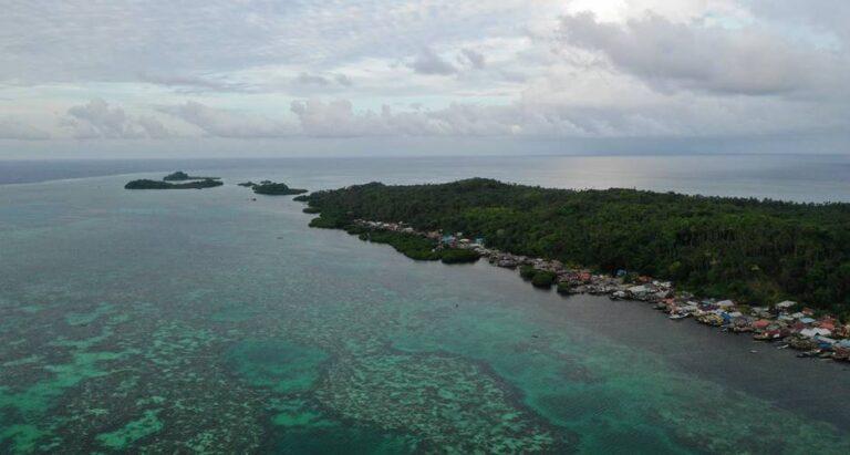 Togong Sagu, Pulaunya Orang-Orang Tangguh
