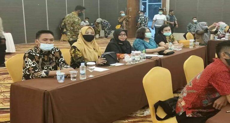 Enam KPP Asal Banggai Ikuti SKPP 2020