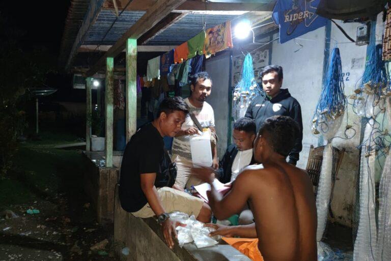 Jual Miras, 5 Warga Patukuki Diamankan Satgas Ops Tinombala