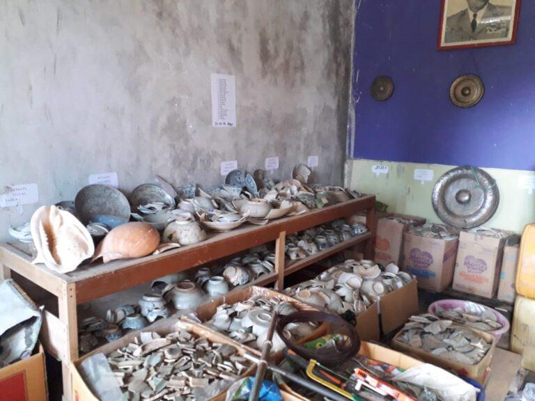 Burhan Labelo, Dirikan Museum untuk Koleksi Benda Bersejarah