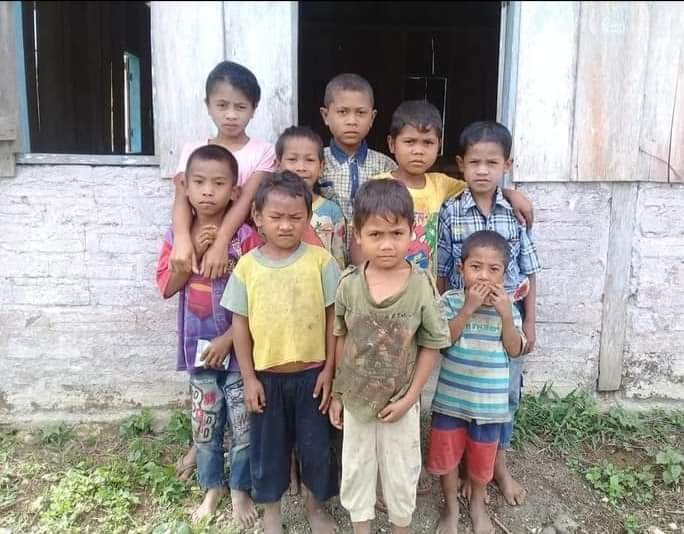 Secerca Asa Di Puncak Berkabut Monggolit