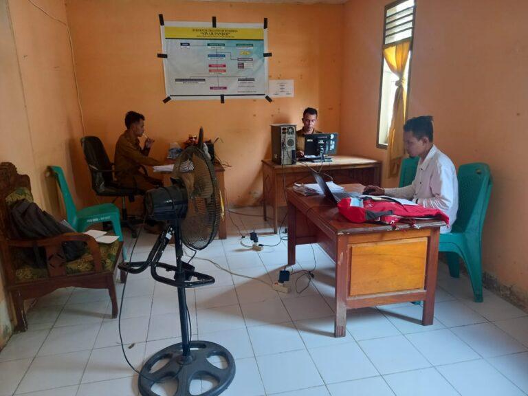 Desa Baka Mulai Tahap 'Input' Data SDGs