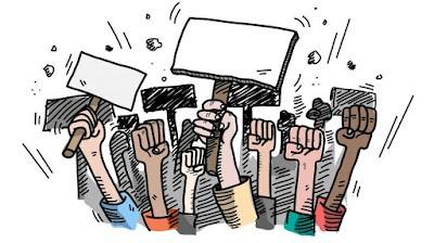 Demonstran Prematur