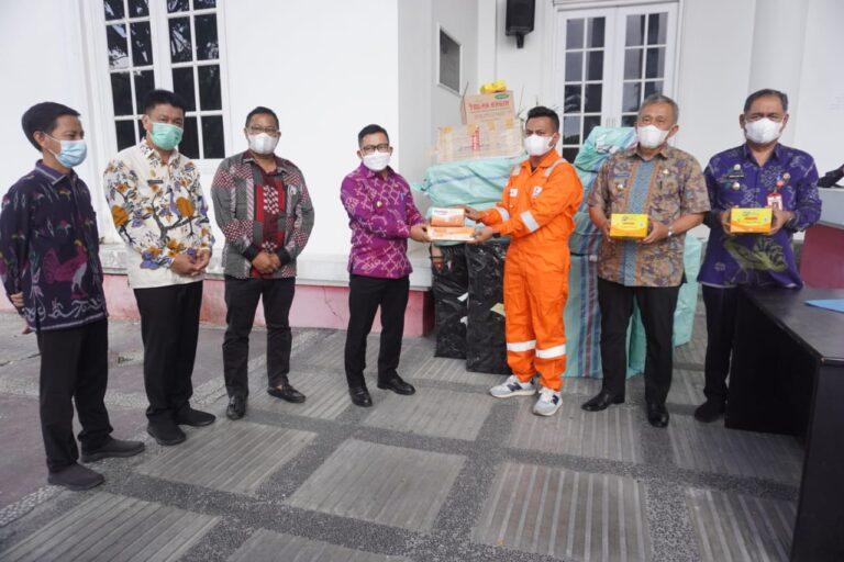 JOB Tomori Bantu Pemda Banggai Tekan Penyebaran Covid-19 Terhadap Nakes