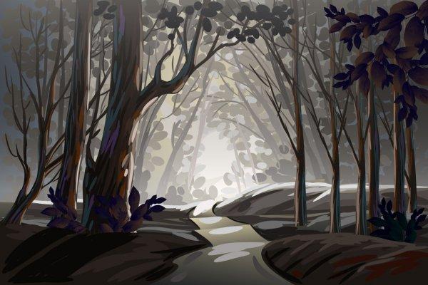 Hilang di Hutan