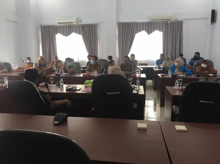 Dinilai Lamban Selesaikan Problematika Sosial, KNPI Banggai Kritik Pemda Saat RDP di DPRD