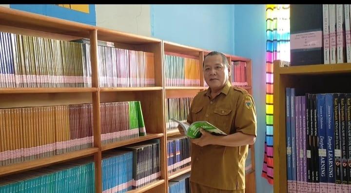 Terkait Program Literasi Perpustakaan Sekolah, SMAS GKLB Harapkan  Dukungan Alumni
