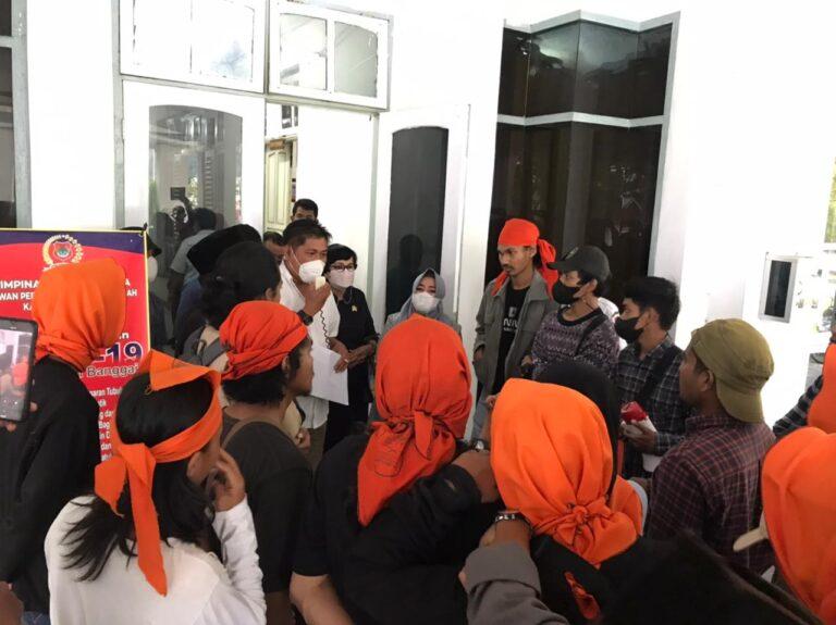 Mahasiswa Desak DPRD-Penegak Hukum Usut Tuntas Dugaan Korupsi Dana PDAM Rp.9 Miliar