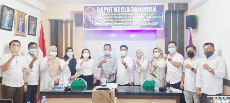 FKM Untika Luwuk Mantapkan Proker untuk Satu Tahun Kedepan