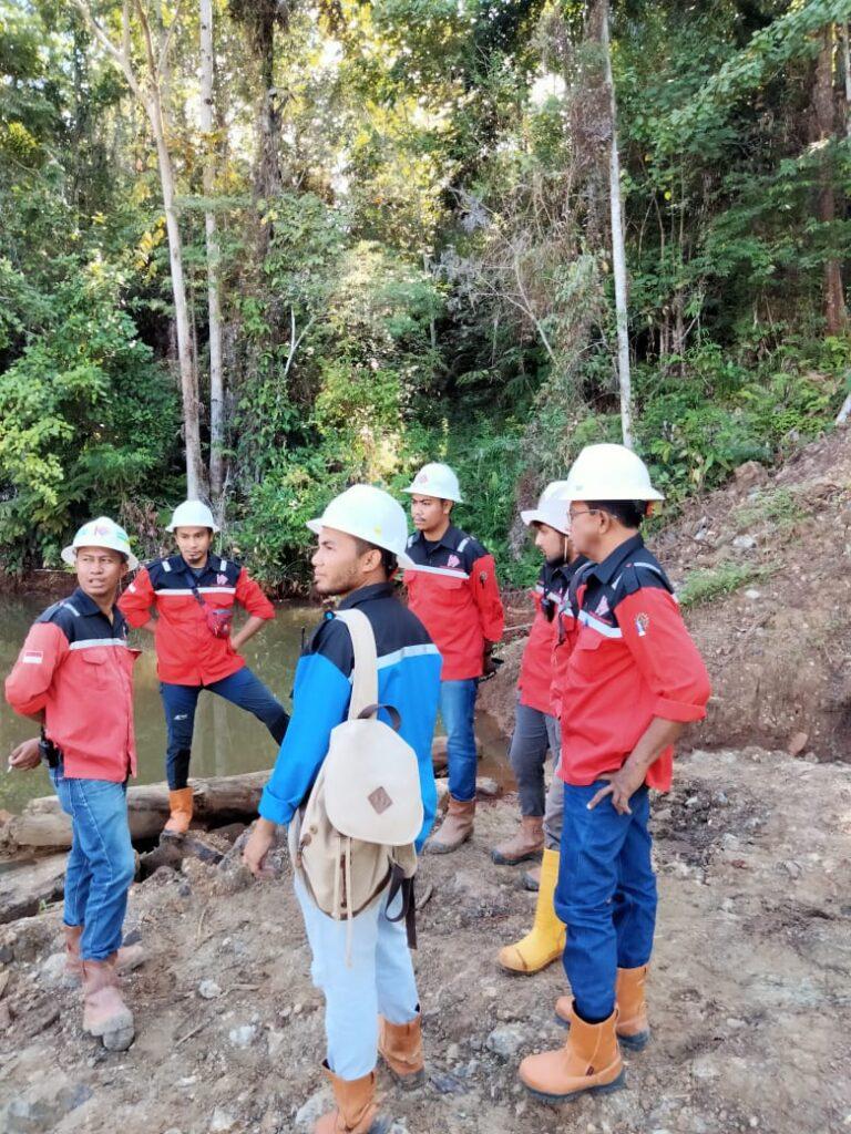 PT. KFM Jamin Air Sungai Pongian Tetap Bersih