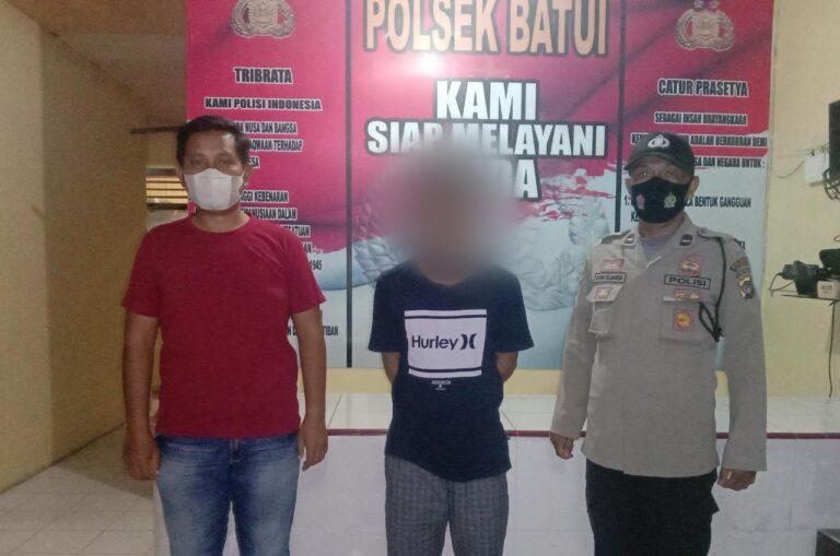 Setubuhi Dua Kali Kemudian Hamil, PN Diringkus Polisi