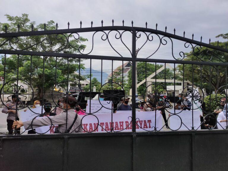 Diduga Serobot Lahan  dan Lakukan Kriminalisasi Terhadap Petani, KLS-Sawindo Kembali  Didemo Masyarakat