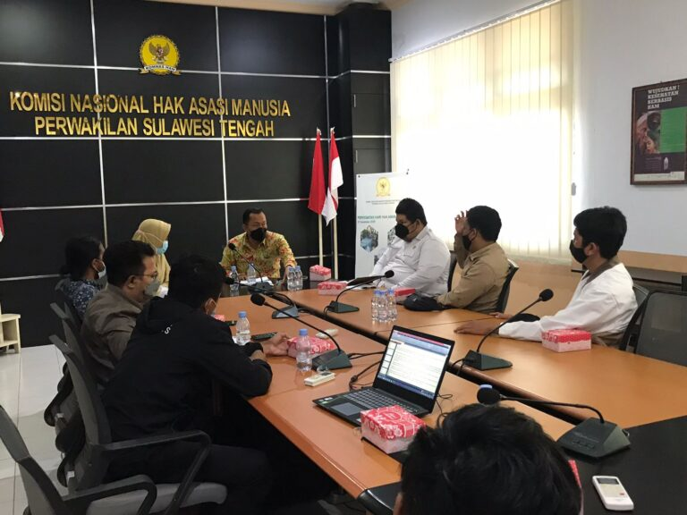 Dorong Peningkatan Perlindungan Aktivis Dari Upaya Kriminalisasi, Beberapa Organisasi Sipil Sambangi Komnas HAM
